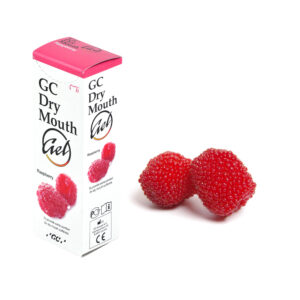 gc dry mouth gel raspberry