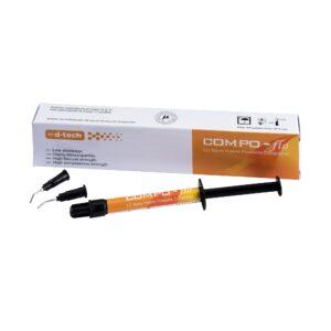 dtech compo flo flowable composite dental